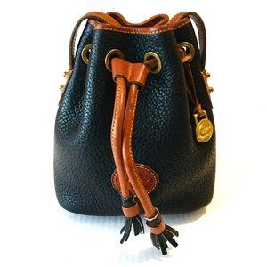 Dooney & Bourke | Vintage Mini Bucket Bag